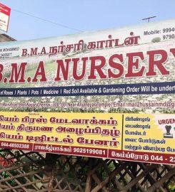 B.M.A Nursery