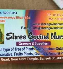 Shree Govind Nursery