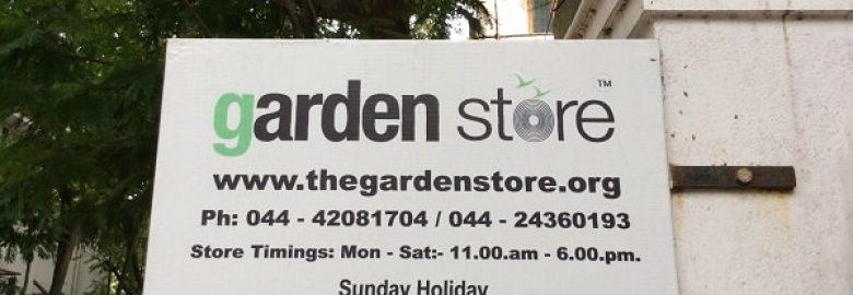 The Garden Store Chennai