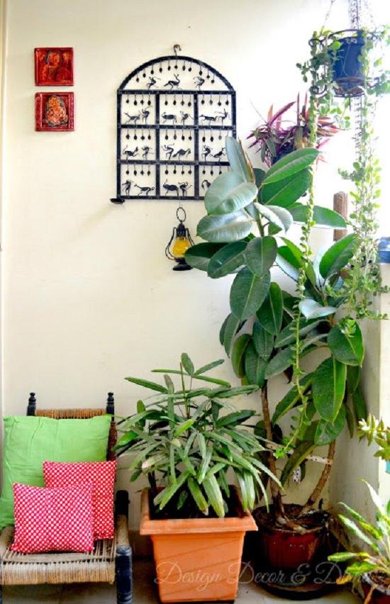 7 Diy Balcony Garden Decor Indian Balcony Garden Decoration Ideas