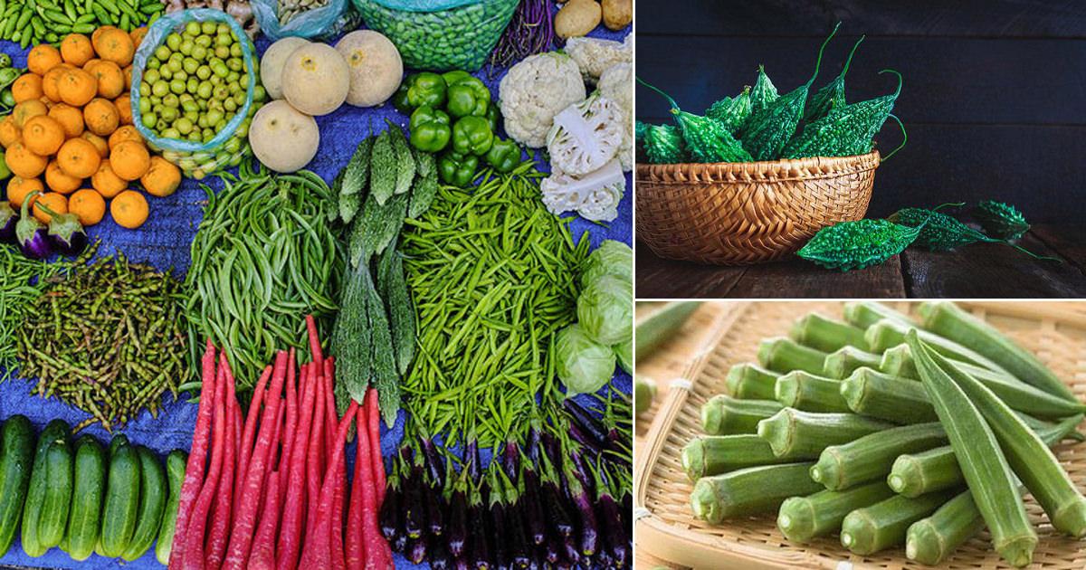 Popular Vegetable Names In Telugu India Gardening