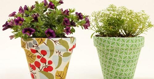 Houseplant Pot Cover Ideas 5