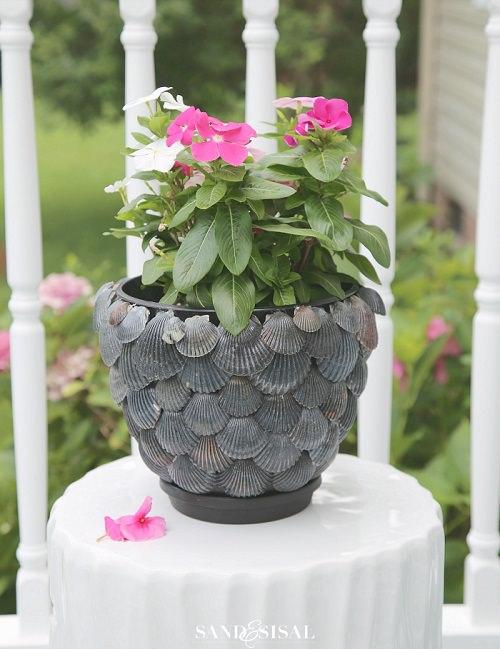 Houseplant Pot Cover Ideas 7